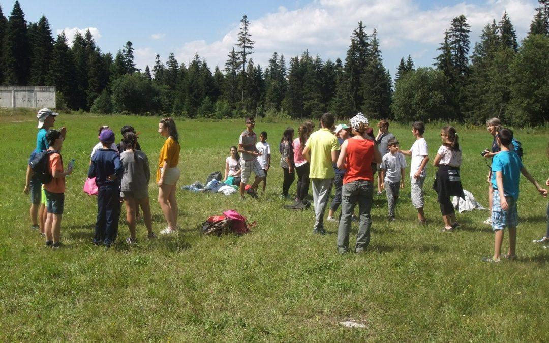 Юношески лагер – ONLINE – 2019